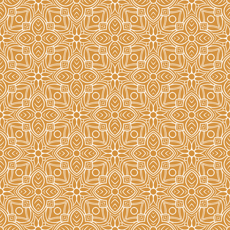 orange pattern: beautiful vintage abstract natural orange pattern Illustration