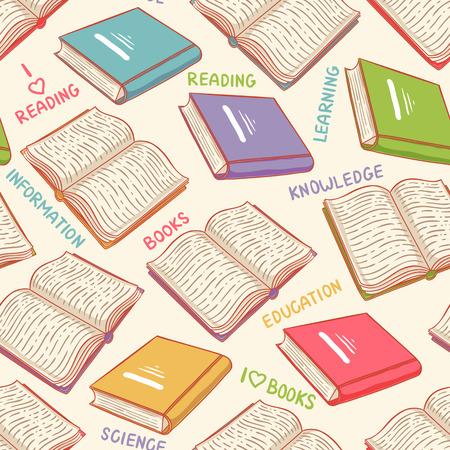 libros volando: de fondo sin fisuras lindo con los libros de texto y