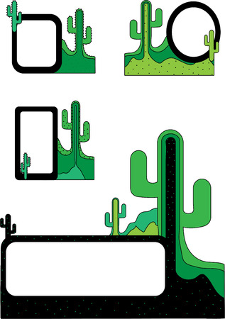 spines: Cactus tags