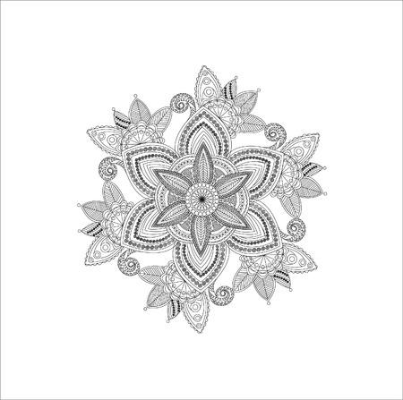 mandala: Indian Art Mandala