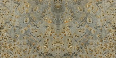 fused: stone texture gray orange  background Stock Photo