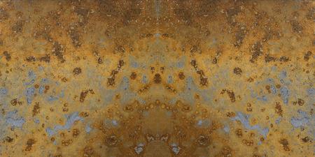 fused: slate stone texture blue orange brown  background