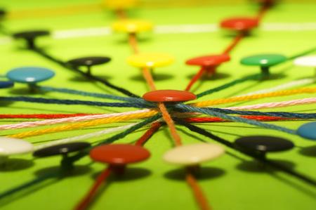 network linking social media internet