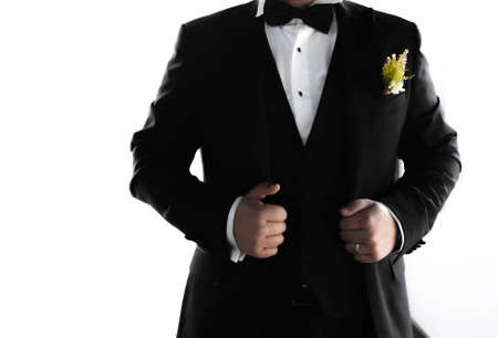 businessman in suit 스톡 콘텐츠 - 157637948