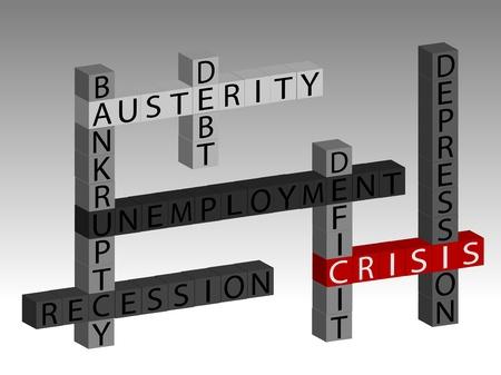 austerity: Financial crisis