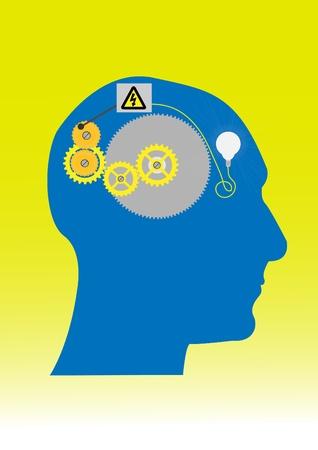 idealism: Idea Stock Photo