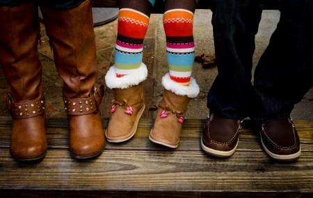 children socks: Three Pair
