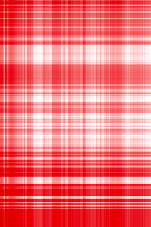 Red Plaid Background photo