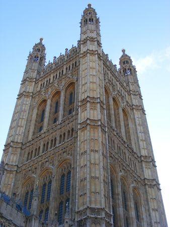 Victoria tower, London