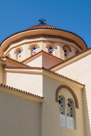 The Monastery of Our Lady Themata, Kefalonia
