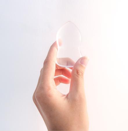 Silicone foundation blender