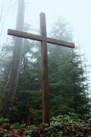Lighted Cross