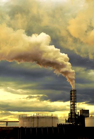 apocalyptic: Global warming