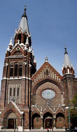 18th: Gothic church