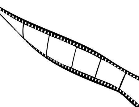 Film strip Illustration