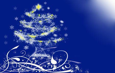 Christmas card Stock Photo - 3753346