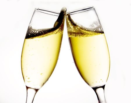 special occasions: Champagne
