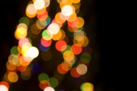 Christmas lights Stock Photo - 4012368