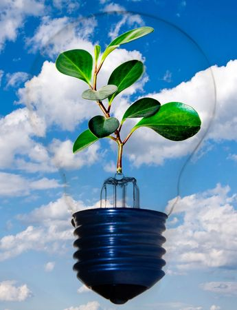 Clean energy Stock Photo - 4126072