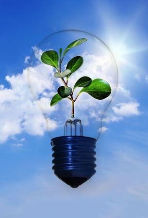 Clean energy Stock Photo - 4777231