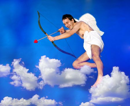 sensitivity: Flying Cupid
