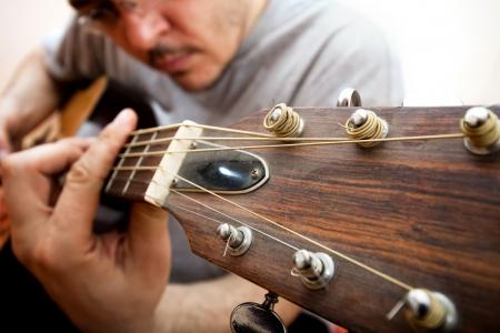 m�sico: Guitarrista