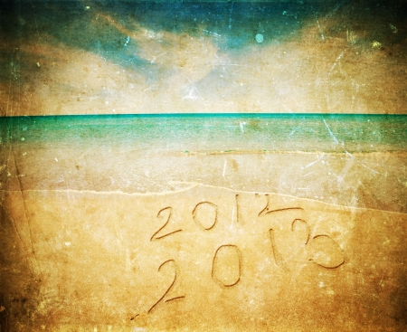 New Year 2013 is coming  photo