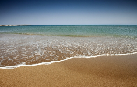 ged: Beach with golden sand