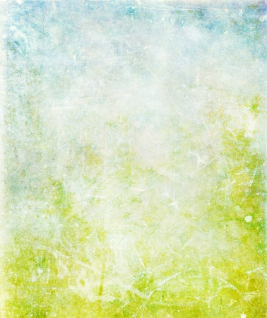 Vintage spring background