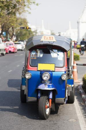 tuktuk: Tuk-Tuk Thailand