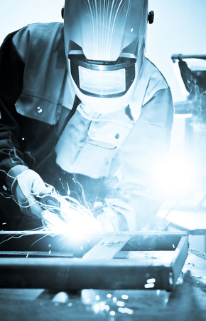 Welding work Stock Photo - 27086334