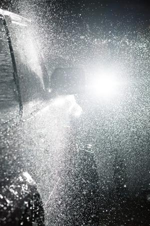 Car wash photo