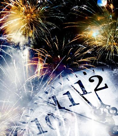 Neujahr Standard-Bild - 32919191