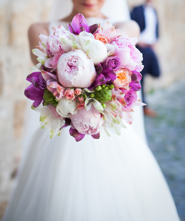 Wedding bouquet Фото со стока - 37402950