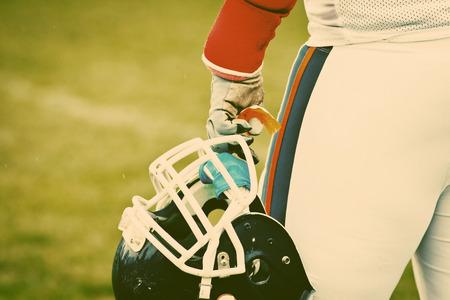 uniforme de futbol: juego de fútbol americano
