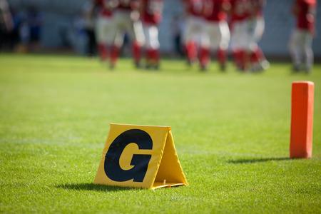 bowl game: American football game Stock Photo