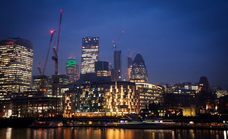 willis: city of London one of the leading centres of global finance