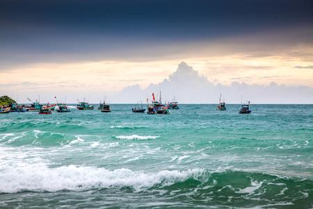 Nam Du Islands, Kien Giang, Vietnam.