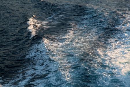 abstract sea waves