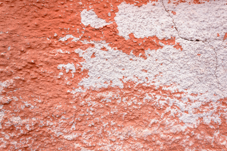 The texture of the stone. Coral, pink . Natural  background .  Blank space for design.