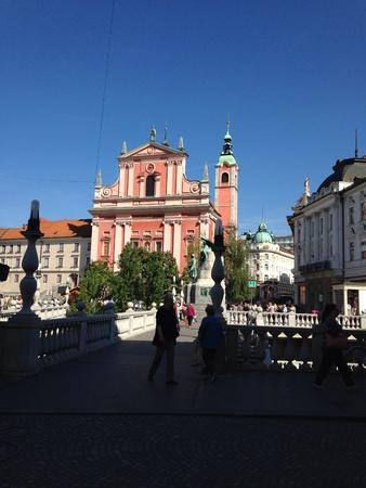 Capital of Slovenia  Imagens