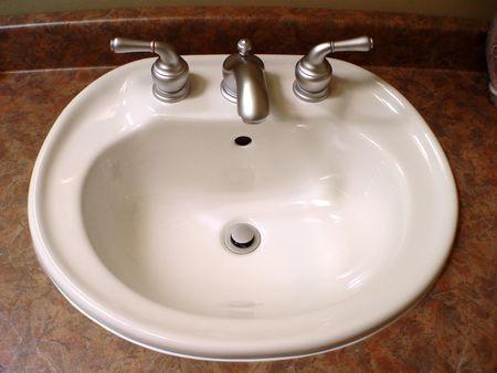 lavabo salle de bain: �vier de salle de bains