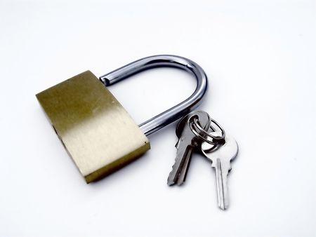 slot met sleuteltje: Slot en grendel