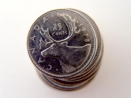 five cents: Twenty Five Cents