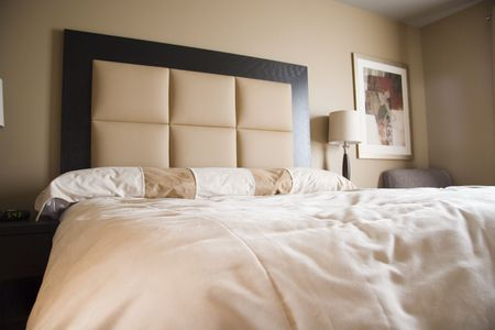 Inter view of Bedroom Stock Photo - 412732