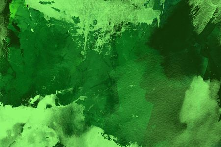 brushed: green color  Abstract grunge brushed background