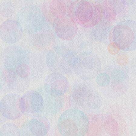 Beautiful Bokeh abstract background with pink and blue colors