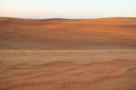 desert sun: desert Stock Photo