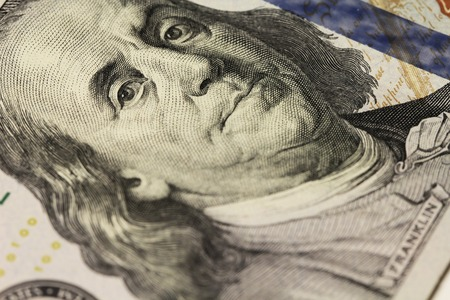 ben franklin money: Dollars Franklin portrait