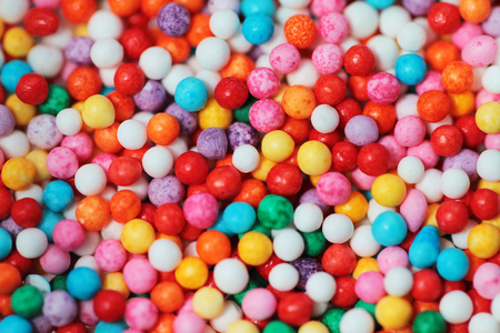 Candy background Stock Photo